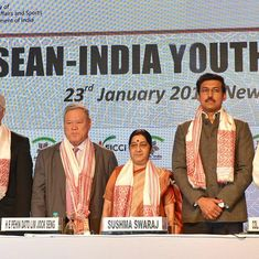 India wants to institutionalise ties with Asean through a 'permanent mechanism', says Sushma Swaraj