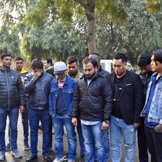 Gurugram: Thirty-three people arrested as police bust call centre racket