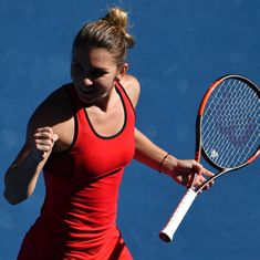 Australian Open: Simona Halep crushes Karolina Pliskova to set up Kerber semi-final