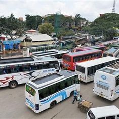 Kerala: Commuters take a hit as vehicles remain off roads to protest against rise in fuel prices
