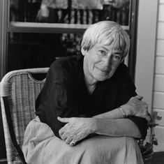 Which of the wondrous universes she created might Ursula K LeGuin (1929-2018) have retired to?