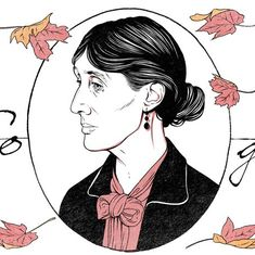 Writer and feminist icon Virginia Woolf features in today's Google Doodle on her 136th birthday