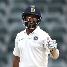 'I feel it's a blessing in disguise': Cheteshwar Pujara about playing only in Tests