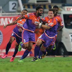 Pune City vs Jamshedpur: Hosts' inspired second-half display helps them reclaim top spot