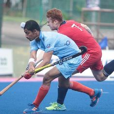 Dilpreet Singh's late goal helps India stun Belgium 5-4 in four-nations hockey
