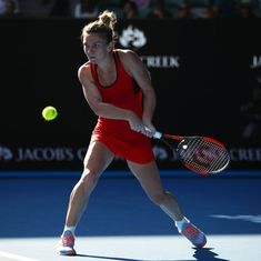 Here's why world No 1 Simona Halep has been playing without an official apparel sponsor