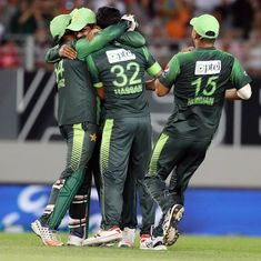 Pakistan end losing streak with 48-run win against New Zealand in 2nd T20I