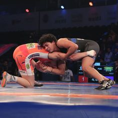Once on the brink of quitting, Pooja Dhanda emerges as Pro Wrestling League's biggest star