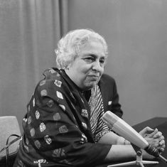 Vijaya Lakshmi Pandit's prison diary offers an intimate slice of India's freedom struggle