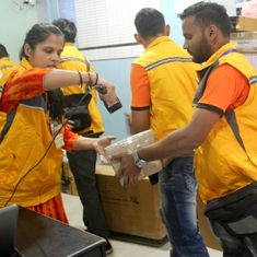 Inside an Amazon delivery station in Mumbai run by the hearing-impaired
