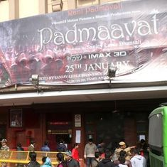 The big news: Violence erupts across states as 'Padmaavat' hits screens, and nine other top stories