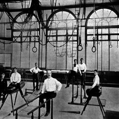 Photos: The workout regimen designed by the British for Indian engineers in early 20th century
