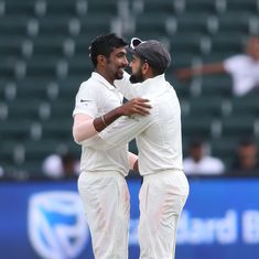 Trent Bridge Test: Bumrah available, no worries over Ashwin, Virat Kohli faces race against time