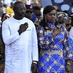 Football icon to Liberia president, George Weah ascends to greater heights