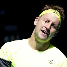 'I used poor and harsh words': Sandgren apologises for tweet ridiculing gay nightclub