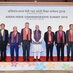 India, ASEAN sign declaration to deepen cooperation against terrorism and cyber crime