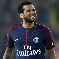 The time has come to put a full stop here: Brazil captain Dani Alves announces PSG departure