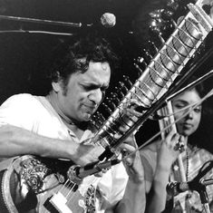Listen: Vilayat Khan and Ravi Shankar present their interpretations of raag Bilawal