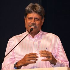 One person's ego shouldn't come in way of women's cricket development, says Kapil Dev