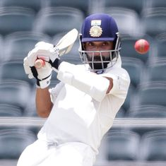 Preview: Rahane's form, battle for frontline spinner in focus ahead of India's first Test against WI