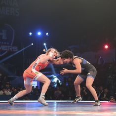 PWL: Pooja Dhanda stuns Olympic champion Helen Maroulis again as Punjab Royals defend title