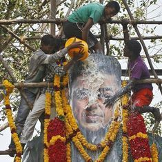 कमल हासन सियासत में उतरे हैं तो इसकी वजह तमिल राजनीति की फिल्मी पटकथा भी है