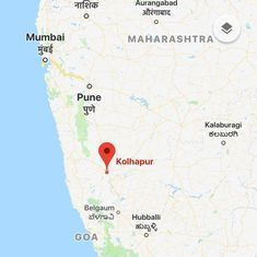 Maharashtra: 13 killed, three injured as bus falls into river in Kolhapur