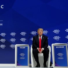The big news: At Davos, Trump warns world leaders against 'unfair trade', and nine other top stories
