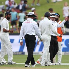 Pitch imperfect: Result in Jo'burg notwithstanding, India gave it back as good as they got
