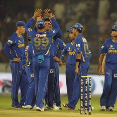 Jaipur to host Rajasthan Royals' IPL games as RCA returns to BCCI fold