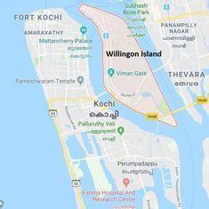 Kochi: 14 people hospitalised after ammonia leak at Willingdon Island