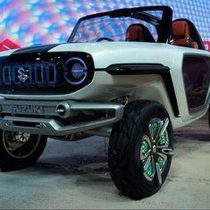 मारुति की पहली इलेक्ट्रिक कार की झलक सहित ऑटोमोबाइल से जुड़ी सप्ताह की तीन बड़ी खबरें