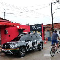Brazil: Gunmen kill 14 people at a nightclub in Fortaleza