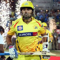 IPL: The high level of competition at Chennai Super Kings pushes you to do well, says Murali Vijay