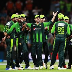 Pakistan top T20 rankings after series win over New Zealand