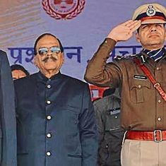 Former DGP convicted in 1990 molestation case among dignitaries at Republic Day event in Haryana