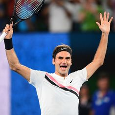 Australian Open final as it happened: Roger Federer wins 20th Grand Slam title