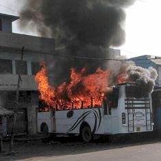 Centre asks Uttar Pradesh government for report on violence in Kasganj