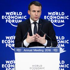 Rafale: I was not in power when deal was finalised, says French President Emmanuel Macron