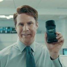 Watch this spoof ad for a deodorant that will ensure men accused of sexual harassment do not sweat