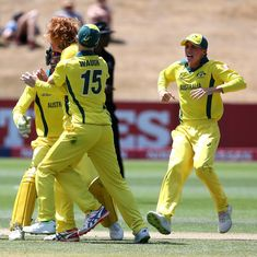 ICC U-19 World Cup: Australia halt Afghanistan's fairy-tale run and cruise into final