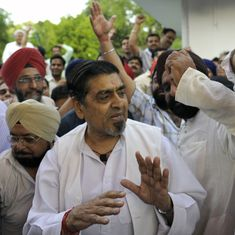 Congress leader Jagdish Tytler says Rajiv Gandhi travelled around north Delhi during the 1984 riots