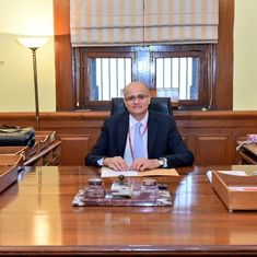 Vijay Gokhale takes over as Foreign Secretary