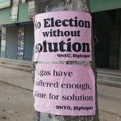 राजनीतिक दलों द्वारा नगालैंड चुनाव का बहिष्कार किए जाने सहित आज के अखबारों की प्रमुख सुर्खियां