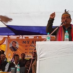 Conrad Sangma to take oath as Meghalaya chief minister on March 6