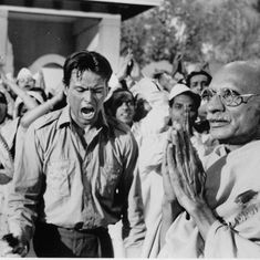 Nine Hours to Rama: The story behind the film image that many believe depicts Gandhi's assassination
