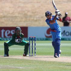 अंडर 19 विश्वकप में पाकिस्तान को हराकर भारत के फाइनल में पहुंचने सहित दिन के बड़े समाचार