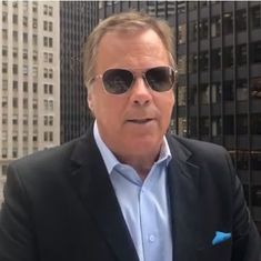 Film critic Richard Roeper suspended over allegations of paying money to get fake Twitter followers