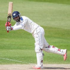 Pujara to play county cricket for Yorkshire again ahead of India's England tour
