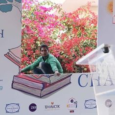 The most engaging voice at the Jaipur Literature Festival 2018? It was @JLFInsider on Twitter